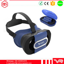 2017 New vr viewer ,VR GO Virtual Reality Glasses