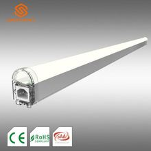 High Lumen ip66 Water proof linear fixture wet proof vapor tight Led T8 Tube Light fitting