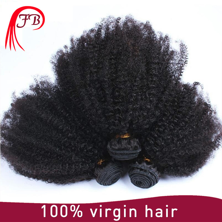 best selling products afro kinky curly human hair