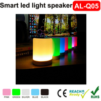 Factory supply! bluetooth led bulb speaker 2 IN 1 Portable Wireless Music Smart bulb led bluetooth speaker with led lamp