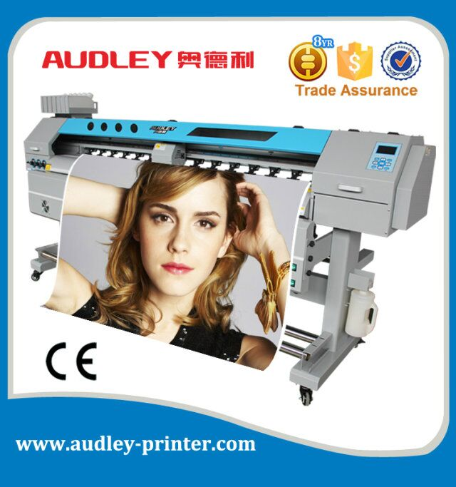 Audley factory digital flex banner printing machine price ADL-A1951