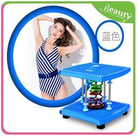 home use body twister , plastic waist twist machine ,H0T018 lightweight exercise bike