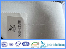 cotton shirt collar fusing interlining C8505