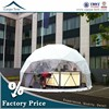 Water Resistant Polycarbonate Rain Shelter 5 Persons Sphere Tent For Sale