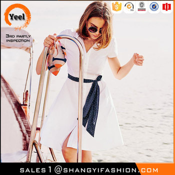 YEEL best selling products sweet Dry Cleaning 100% cotton ladies dress names