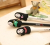 High Quality Cartoon Famous None Face Man Students Gel Ink Pen