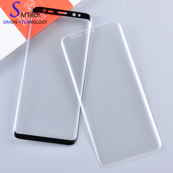 Best Quality Full Cover Tempered Glass Screen Protector For samsung Galaxy Note 8 screen protector