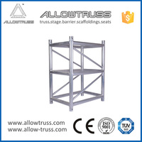 Contemporary hot sell mini lighting truss line array truss tower