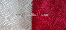 Jiangsu manufacture Brushed Fabric fdy print polyester elastin fabric