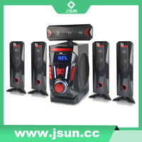2015 newly multimedia speaker system 5.1 with USB/SD