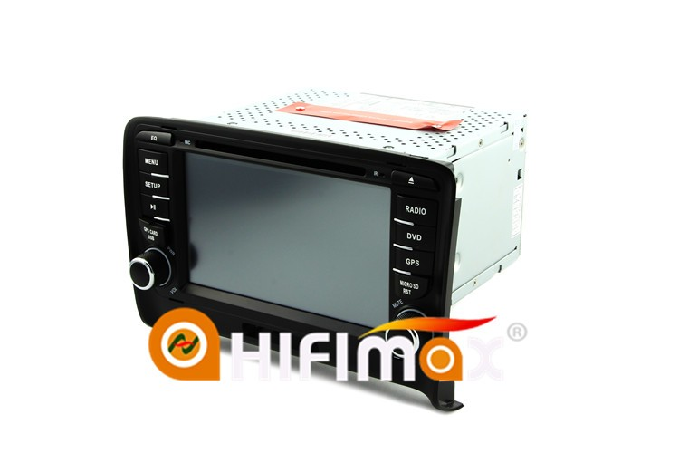 HIFIMAX Android 5.1.1 car audio For Audi TT MK2 gps Navi Bluetooth,DVD,16GB