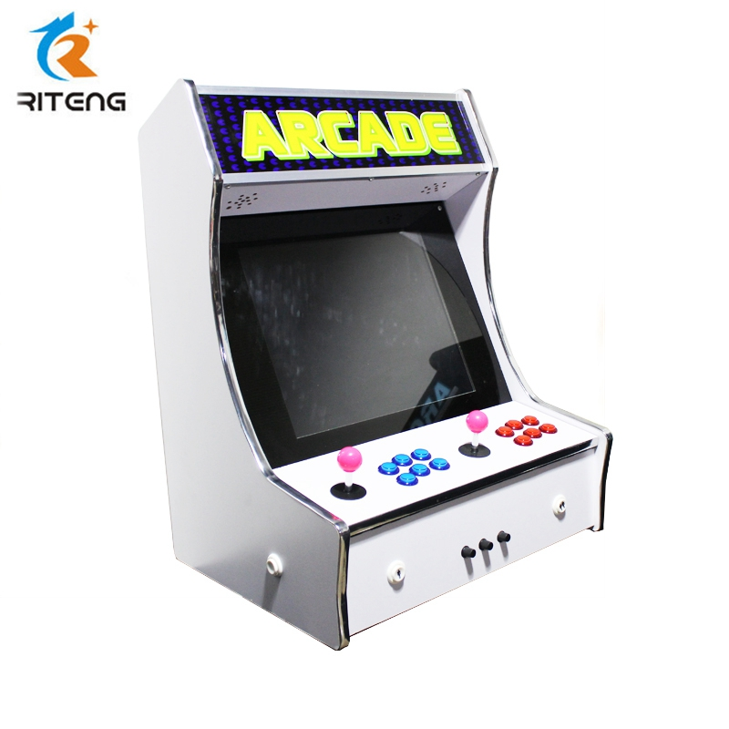Professional 19 in 1 dubai arcade video game machine