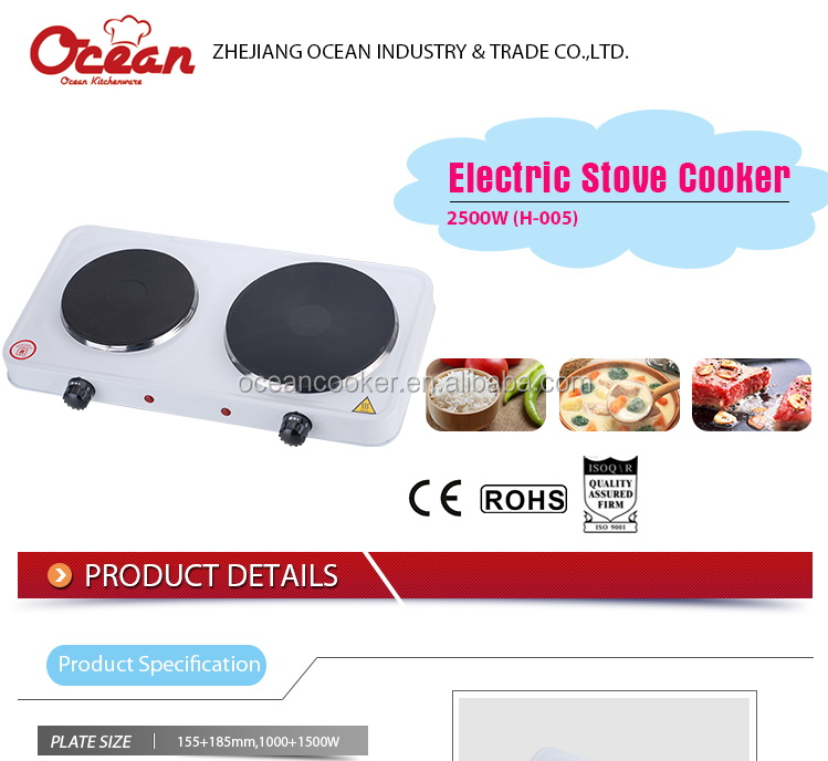 ELECTRIC STOVE SINGLE BURNER HOT PLATE