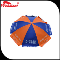 Customized aluminum outdoor Personalized 48 inch Outdoor Large Sun Umbrella