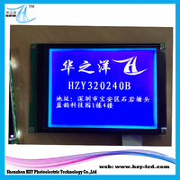 4.8 Inch Graphic Type Punctual Delivery Design Availabe 320x240 LCD Modules