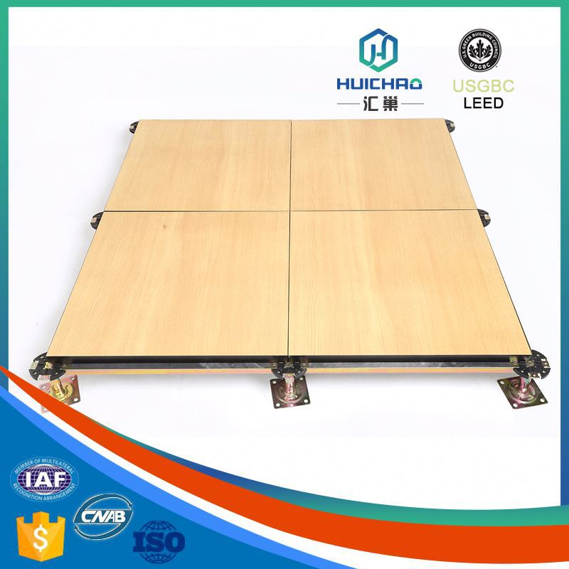 HC-C Ultra-light replaceable long life cost effective aluminum honeycomb balcony flooring wood plastic