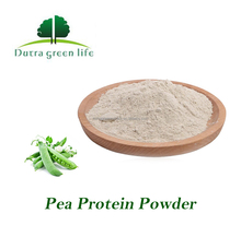 Bulk supply Organic pea protein isolate powder 80% 85% wholesale price for dropshipping