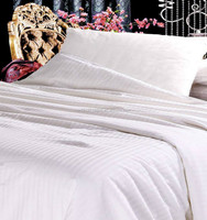 Home Use Bedding Set 100% Mulberry Silk Quilt/comforter(Fill 4 kg)