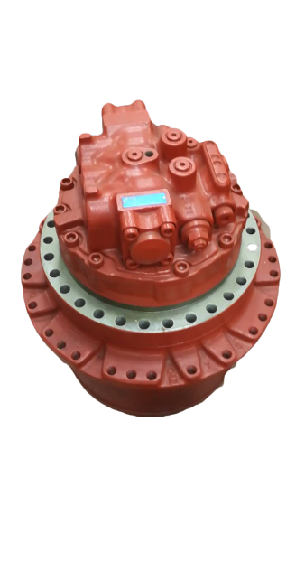 SK250 R380-9 TRAVEL MOTOR SK250-8 EXCAVATOR MECHANICAL  FINAL DRIVE  R380-9 TRAVEL MOTOR ASSY suitable for KOBELCO