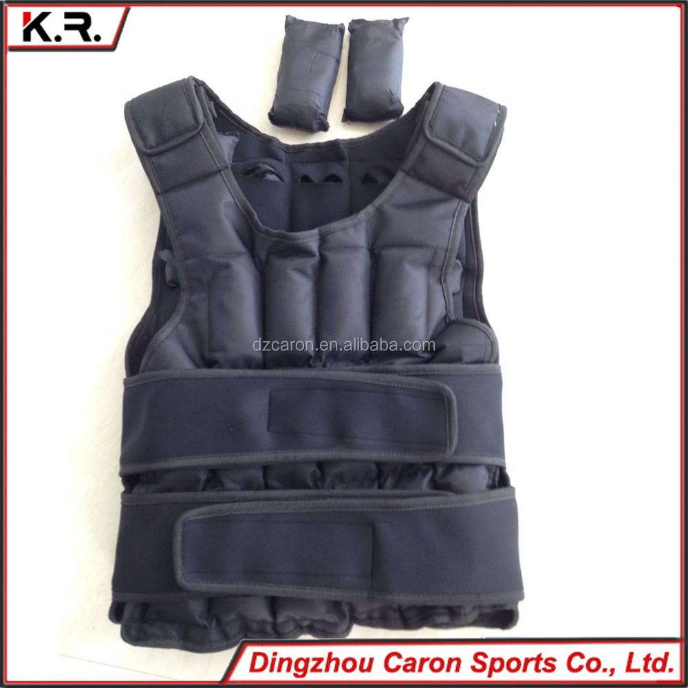 Functional Training Custom Design Adjust 20kg Weight Vest