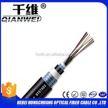 Fiber optic cable gyxtzw/gyta/gyts/gyty/gytc8s price per meter from Hebei manufacturer
