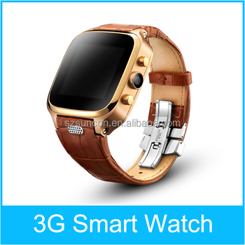 w9 Smart watch touch screen bluetooth watch phone android men fashion watch