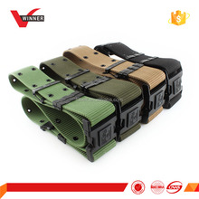 oem ajustable military tactical belt