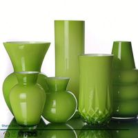 Sanzo Custom Glassware Manufacturer expensive glass vases