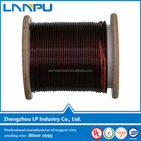 Quality Certificated Heat Resistance Self Bonding Aluminium Wire 0.2mm for Speaker Voice Coil