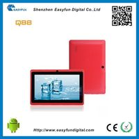 Newest new arrival android tablet pc with keyboard and case