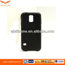 Rubberized coating cell phone case for Samsung galaxy s5
