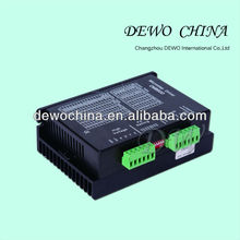 high quality hot-selling stepper driver DM860D , based on DSP and PID control algorithm with microstep control technology