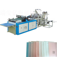Plastic Air bubble film Bag Packing making Machine