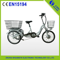 36v 10 ah electric adult tricycle/electric tricycle for handicapped