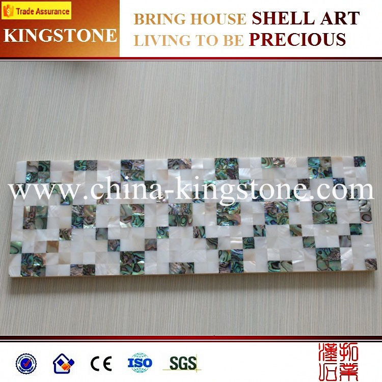different types of natural mother of pearl shell mosaic buyer price