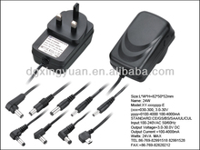 switching power adapter 24v 1a 24w