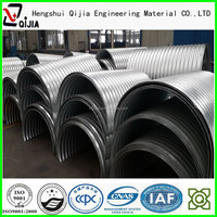 High Quality Corrugated Galvanized Steel Culvert