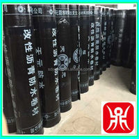 hot sale SBS modified asphalt /bitumen Waterproof Membrane/rolls
