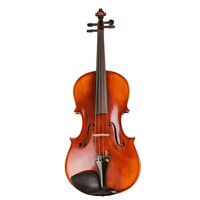 TL010 Good Price Unvarnished Tongling Flamed Handmade Viola Brand