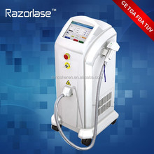 diode laser in motion hair removal machine lamis