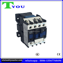 types of ac magnetic contactorNew LC1-D series AC telemecanique contactor voltage