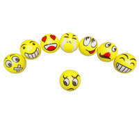 Promotion Gift PU Child Toys Emoji