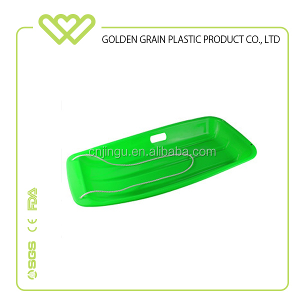 plastic Snow board snow sledge for outdoor games