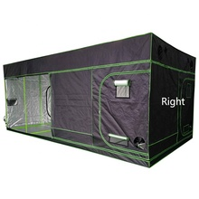 600x300x200cm 20'x10' Large Mylar grow tent, hydroponic grow room for indoor growing, grow box