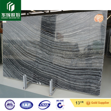 Black marble produce from factory, Tree black marble slab and tiles