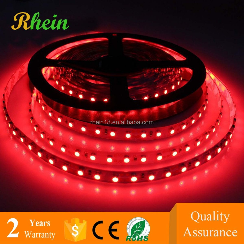 5m 300 LED RGB 3528 SMD 12V Flexible Light 60 Led/m Waterproof 3528 LED Strip Tape