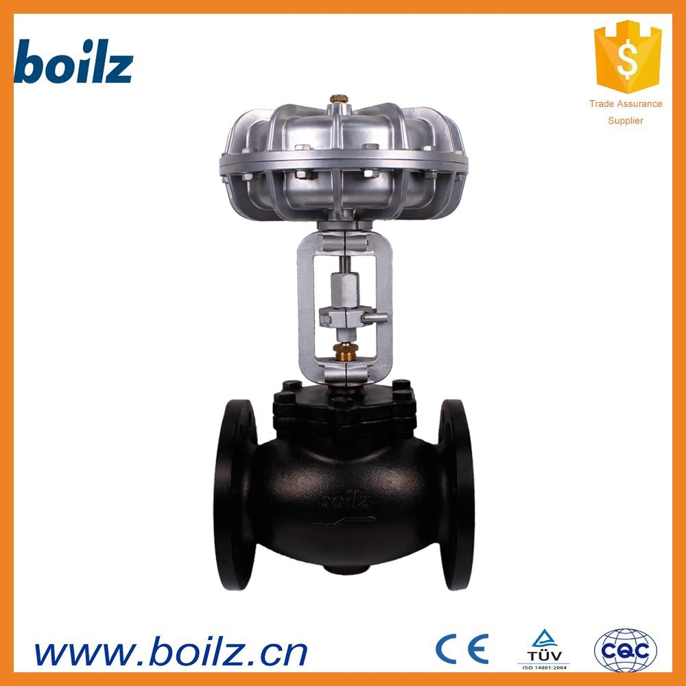 WCB differential auto pressure relief reheater cooling control valve