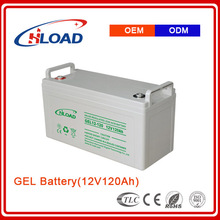 manufacturer deep cycle battery 12v 100ah 120ah ups battery for solar system