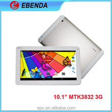10.1 Inch MTK8382 Cheapest Quad Core Tablet PC 3G Sim Card Slot Android 4.4 GSM Mobile Phone 1024*600