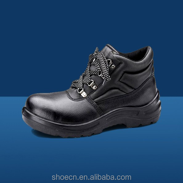 ce cutting resistant safety boots high heeled shoes smooth